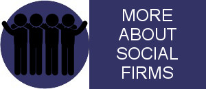 Click Button to find out more about social firms